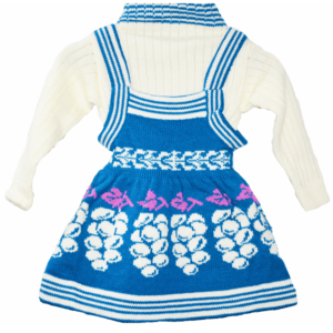 Yes Papa Girls Skirt Dress