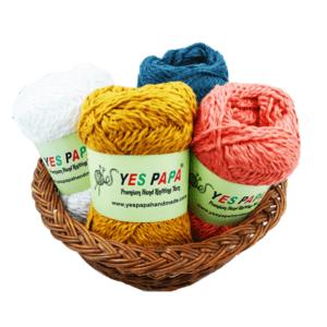Yes Papa 3D Baby Soft Cotton Yarn