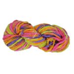 Ganga Velvety Print Yarn