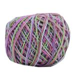 कpaas Variegated Mercerised Cotton Yarn